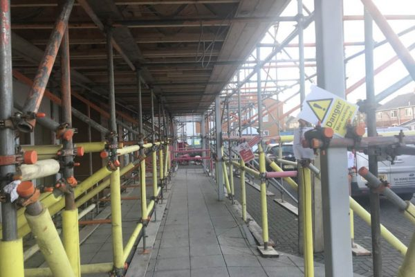 Scaffolding Middlesbrough