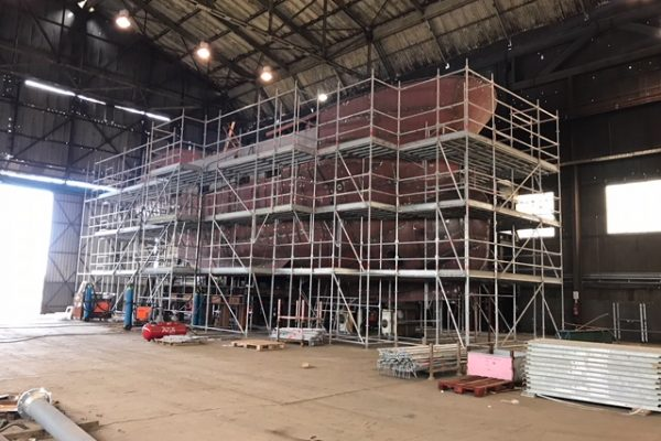 Scaffolding Services Middlesbrough