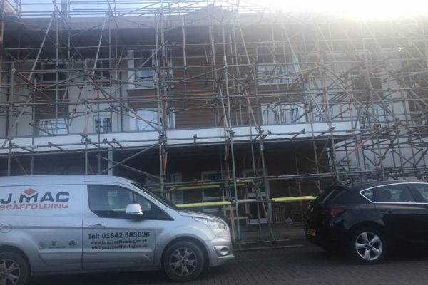 Scaffolding Services Stockton-on-Tees